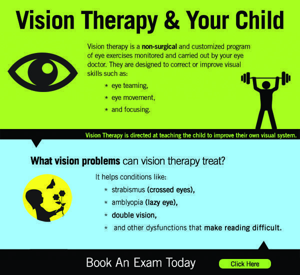 Vision Therapy Info
